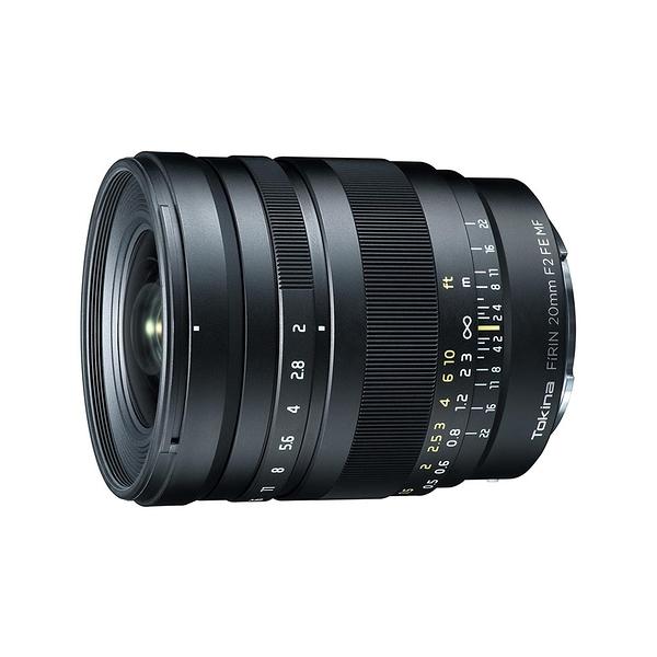 ◎相機專家◎ TOKINA FIRIN 20mm F2 FE MF 定焦超廣角鏡頭 Sony E接環 全片幅 公司貨