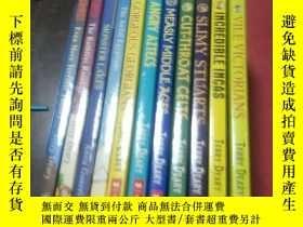 二手書博民逛書店horrible罕見histories 11冊合售Y8088 h