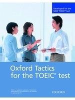 二手書博民逛書店《Oxford tactics for the toeic te