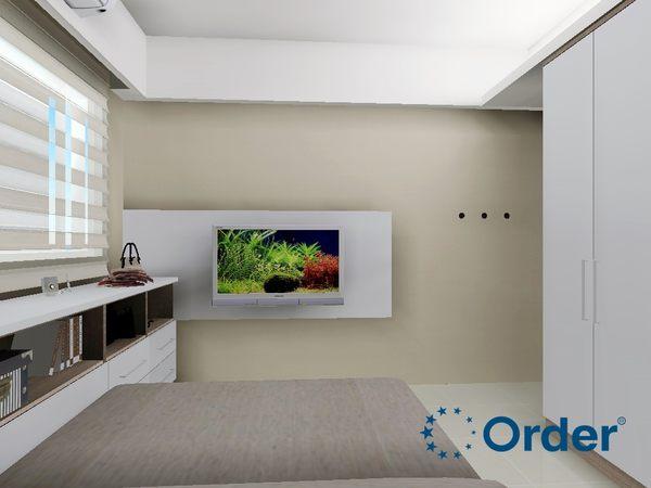 臥房-【歐德家具集團全室規劃系列】免費室內設計