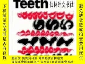 二手書博民逛書店【罕見】1986年出版 Teeth (cambridge Man