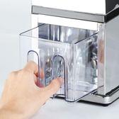 商用酒吧刨冰機手搖碎冰機手動刨冰機雞尾酒冰塊顆粒機沙冰器igo 220v