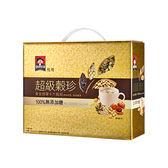 桂格無加糖黃金黑穀堅果組盒裝30包【愛買】