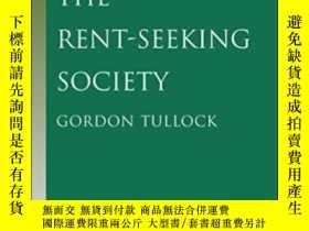 二手書博民逛書店The罕見Rent-seeking Society (the Selected Works Of Gordon T