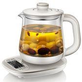 壺迷你小容量多功能玻璃煮花茶壺煮茶器電熱燒水壺220V   伊芙莎