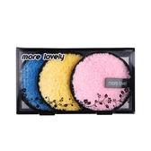 台灣 more lovely 洗臉甜甜圈 3入 ◆86小舖 ◆