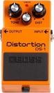 ☆ 唐尼樂器︵☆ Boss DS-1 Overdrive/  Distortion 破音/ 過載電吉他單顆效果器(最受歡迎破音之一)