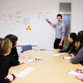 公教學培訓用白板貼軟白板墻貼