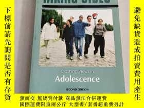 二手書博民逛書店Taking罕見Sides - Clashing Views in Adolescence偏袒——在青春期發生沖突