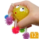 彩色珍珠 捏捏章魚怪 發洩球 減壓球/一盒12個入(促30) 紓壓水晶寶寶球 出氣蛋-奏LC2
