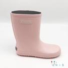 雨鞋加厚耐用防水防滑兒童中筒橡膠簡約雨鞋【奇趣小屋】