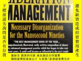 二手書博民逛書店大32開英文原版罕見Liberation Management