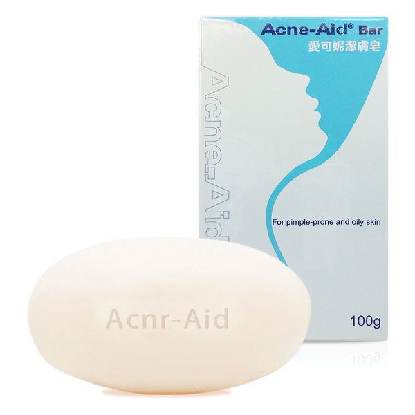 【Acne-Aid愛可妮】潔膚皂-藍包(100g)