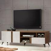 Homelike 席卡6尺電視櫃-免組裝