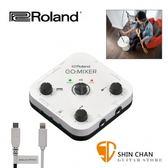 Roland GO MIXER 直播神器 / 網紅必備 / 手機行動裝置專用 混音器 GoMixer