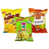 JOJO 蔬菜/香辣雞腿造型/地瓜 風味餅乾(1包入) 款式可選【小三美日】