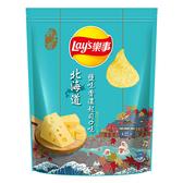 樂事北海道鹽味香濃起司口味洋芋片275g【愛買】