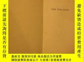 二手書博民逛書店THE罕見TOLL-GATEY27054 Georgette H