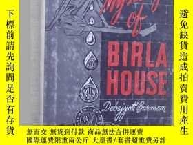 二手書博民逛書店Mystery罕見of Birla House 1950年Y14