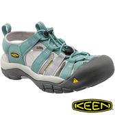 Keen Newport H2 女護趾水陸兩用鞋 灰藍/淺灰 1012222