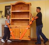 【省力搬家帶】2條入 輕鬆搬傢俱搬運繩 電器家具三段式搬家繩 重物手腕款搬運帶 搬家神器