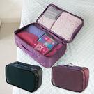 旅行玩家 多色 防潑水 雙層旅行衣物分類收納包 JH-011