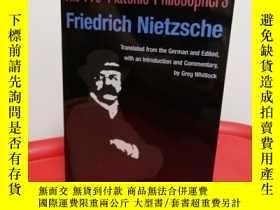 二手書博民逛書店The罕見Pre-Platonic Philosophers (