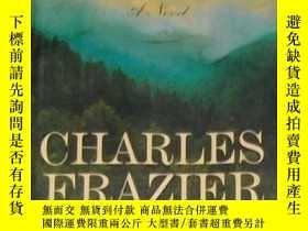 二手書博民逛書店英文原版罕見Thirteen Moons by Charles
