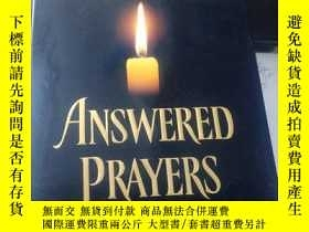 二手書博民逛書店DANIELLE罕見STEEL ANSWERED PRAYERS