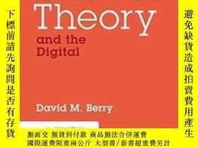 二手書博民逛書店Critical罕見Theory And The Digital-批判理論與數字化Y436638 David