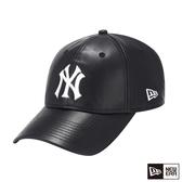 NEW ERA 9FORTY 940UNST 合成皮料 洋基 黑 棒球帽