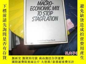 二手書博民逛書店THE罕見MACRO-ECONOMIC MIK TO STOP