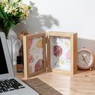 【專區滿618享8折】木質小調書式展示盒-生活工場