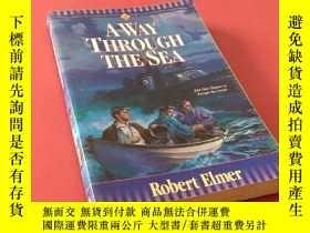 二手書博民逛書店A罕見WAY THROUGH THE SEAY195426 RO