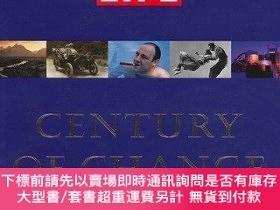 二手書博民逛書店LIFE:罕見Century of Change: America in Pictures 1900-2000-生