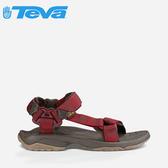 丹大戶外【TEVA】美國男款 TERRA FI LITE 多功能水陸避震運動涼鞋/羅馬鞋1001473 AFBR 磚紅色