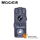 Mooer MD 鼓機/循環樂句 效果器【Drum Machine/原廠公司貨一年保固】