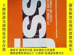 二手書博民逛書店ECS罕見Journal of Solid State Science and Technology (JSS)
