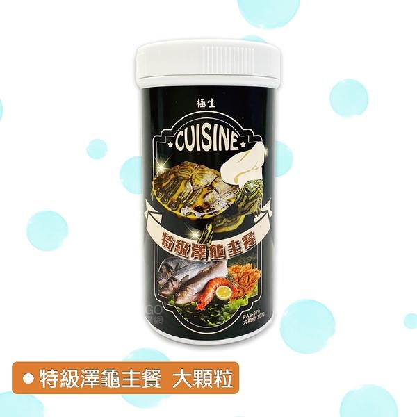 【極生】PAS979 特級澤龜主餐 大顆粒 寵物食品 寵物餅乾 糧食 食物 烏龜食品 烏龜餵食