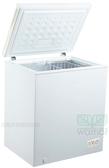 海爾2尺4冷凍櫃/海爾上掀密閉冷凍櫃/冷凍冰箱/母乳冰櫃HCF-142S/上掀式冰櫃/臥櫃/臥式冰箱/大金
