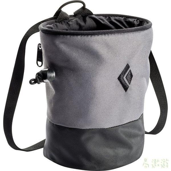 Black Diamond 美國 MOJO ZIP 粉袋 L Ash/Slate 630136 裝備袋 [易遨遊]