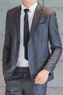 找到自己品牌 英倫男 兩件式西裝外套 成...