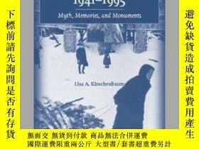 二手書博民逛書店The罕見Legacy Of The Siege Of Leningrad, 1941-1995Y256260