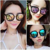 太陽鏡女潮圓臉款個性韓國墨鏡偏光眼鏡長臉眼睛