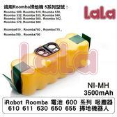 IRobot Roomba 600 電池 系列 吸塵器 610 611 630 650 655 掃地機器人