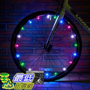 [106美國直購] 車輪燈 Super Cool LED Bike Wheel Lights - Best Birthday Gifts & Presents for Boys Girls