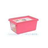 【九元  】聯府PQ 102 小家樂收納盒附蓋置物收納PQ102