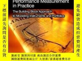 二手書博民逛書店Pricing罕見Risk And Performance Measurement In Practice: Th