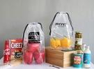 防水衣物收納袋雜物衣服整理袋束口袋(兩個)