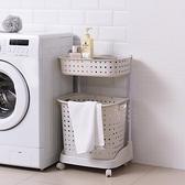 洗衣籃浴室收納籃臟衣筐【步行者戶外生活館】